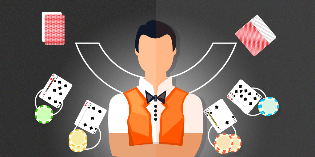 Valores normais de chip de poker