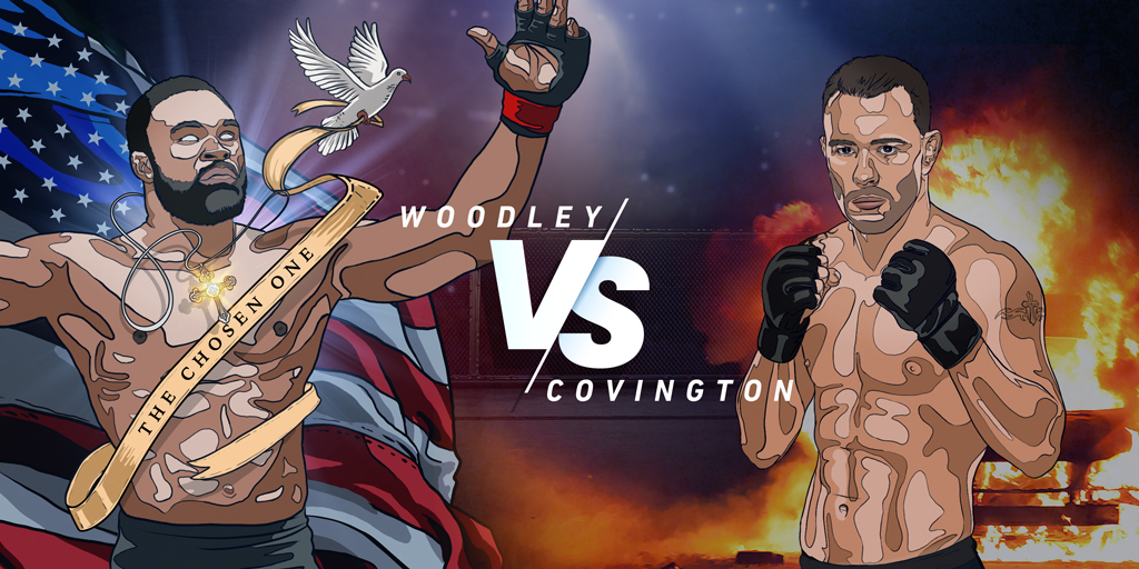 Tyron Woodley Vs Colby Covington Ufc Fight Night Betting Preview And Predictions